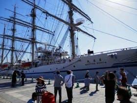 長崎県 帆船まつり