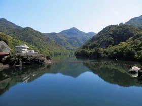 佐賀県 竜門峡