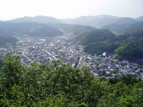 広島県 上下町
