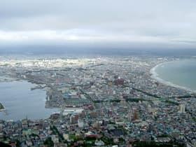 渡島支庁 函館山