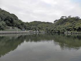 山口県 明神池