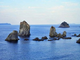 山口県 青海島