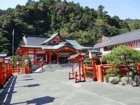 島根県 太皷谷稲成神社