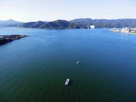 鳥取県 江島大橋