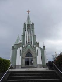 長崎県 フランシスコ・ザビエル記念教会