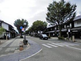 滋賀県 本町キャッスルロード