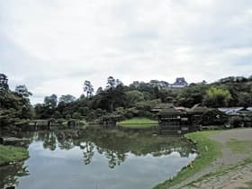 滋賀県 玄宮園・楽々園