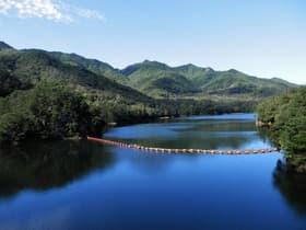 広島県 小瀬川ダム湖