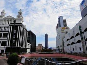 山口県 下関駅前「おかもと鮮魚」