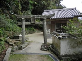 大分県 姫島の比売語曽神社