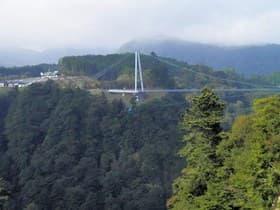 大分県 九重「夢」大吊橋