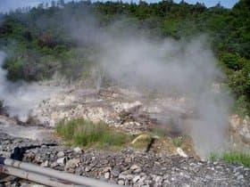 鹿児島県 硫黄谷温泉