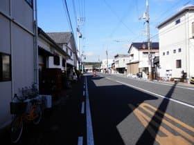 高知県 土佐山田駅前