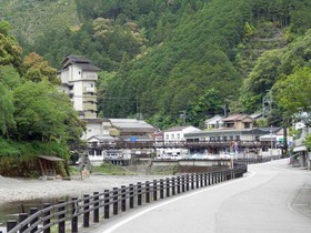 和歌山県 川湯温泉