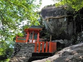 和歌山県 神倉神社