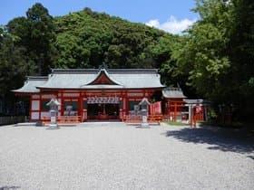 和歌山県 阿須賀神社