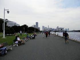 神奈川県 横浜山下公園
