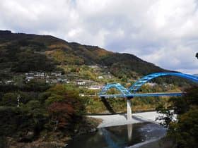 徳島県 祖谷入口