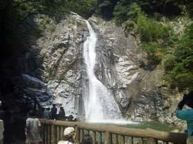 兵庫県 布引の滝