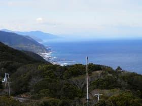 高知県 室戸岬展望台