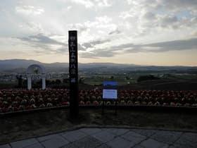 北海道 日の出公園ラベンダー園