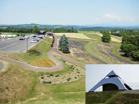 北海道 北西の丘ピラミッド展望台