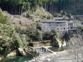 徳島県 月ヶ谷温泉