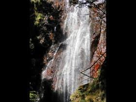 徳島県 百間滝