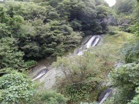 石川県 男女滝