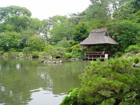 広島県 縮景園