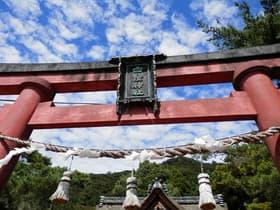 滋賀県 白髭神社