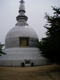 広島県 仏舎利塔