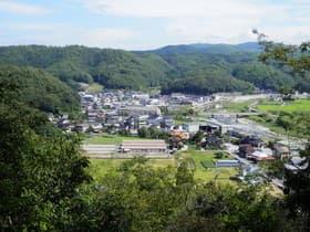 兵庫県 上月城跡