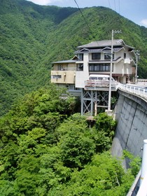 徳島県 ホテル祖谷
