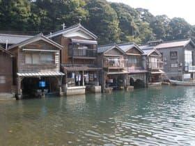 京都府 伊根の舟屋