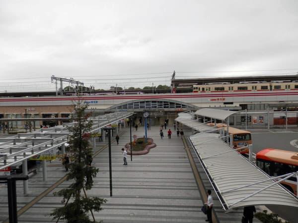 明石駅前(南側)