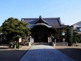 柿本神社前