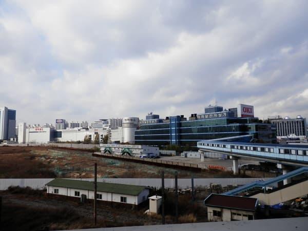 韓国龍山(ヨンサン)