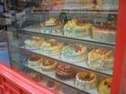 ロンドンのケーキ屋さん