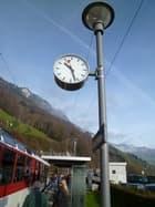 スイス国鉄時計
