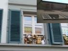 ルツェルン 街中の風景