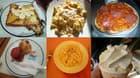 イタリアの食べ物達
