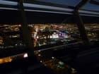 ストラストフィアタワー夜景