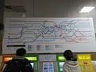 韓国の地下鉄(ソウル周辺)